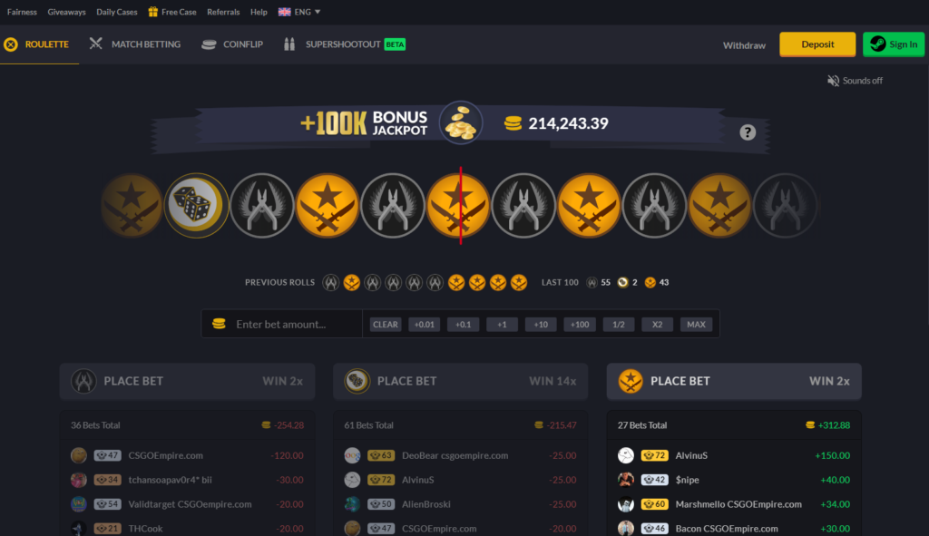 how to get better at csgo betting